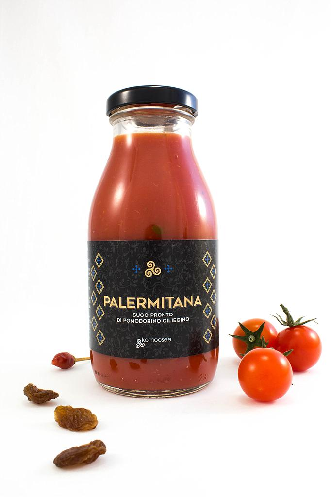 Ready to use cherry tomato sauce from Palermo